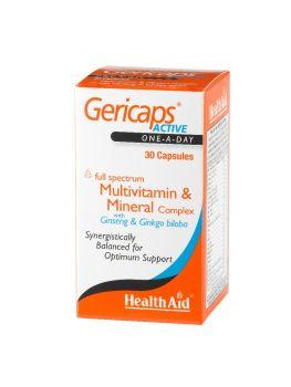 Health Aid Gericaps Active 30 tabs