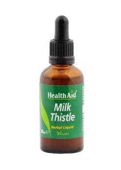 Health Aid Milk Thistle Liquid 50ml