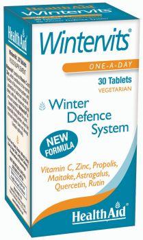 Health Aid Wintervits 30 Tabs