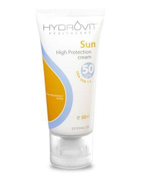 Hydrovit Sun Cream SPF50 50ml