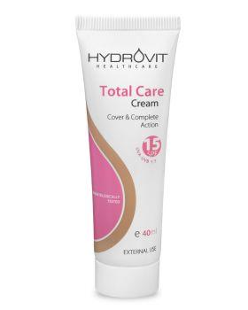Hydrovit Total Care Cream SPF 15 40ml