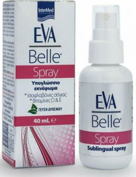 Intermed Eva Belle Spray Υπογλώσσιο Εκνέφωμα 40ml