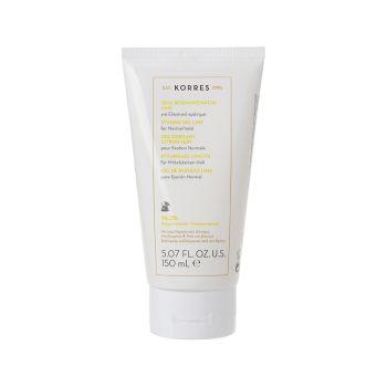 Korres-Ζελε-Φορμαρισματος-για-Ελαστικο-Κρατημα-Lime-Hair-Styiling-Gel-150Ml