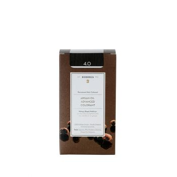 Korres-Βαφη-Μαλλιων-Argan-Oil-4.0-Καστανο