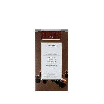 Korres-Βαφη-Μαλλιων-Argan-Oil-6.4-Ξανθο-Σκουρο-Χαλκινο