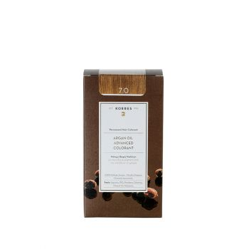 Korres-Βαφη-Μαλλιων-Argan-Oil-7.0-Ξανθο