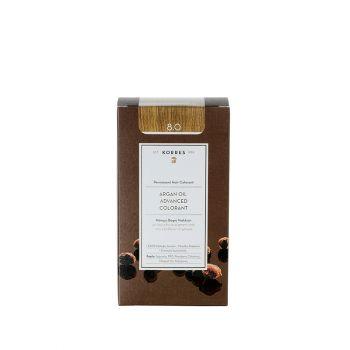 Korres-Βαφη-Μαλλιων-Argan-Oil-8.0-Ξανθο-Ανοιχτο
