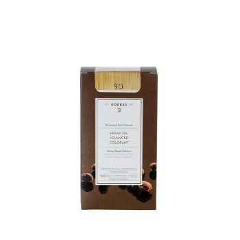 Korres-Βαφη-Μαλλιων-Argan-Oil-9.0-Ξανθο-Πολύ-Ανοιχτο