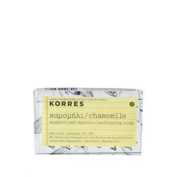 Korres Απαλυντικό Σαπούνι Χαμομήλι για Πρόσωπο & Σώμα 125ml