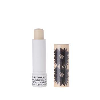 Korres Extra Care Lipbalm Sun Protect Sunflower Stick με Ηλίανθο 5ml
