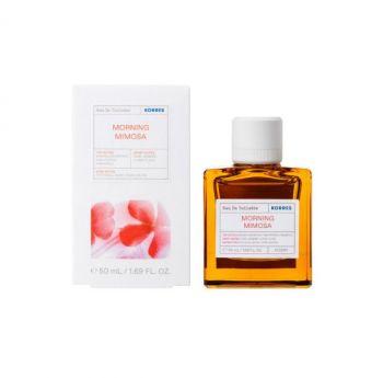 Korres Morning Mimosa Eau De Toilette Γυναικείο Άρωμα 50ml