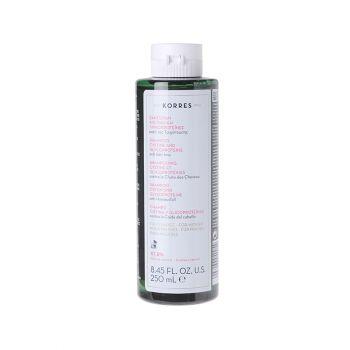 Korres-Σαμπουαν-Για-Λιπαρα-Μαλλια-Γλυκυρριζα-Και-Τσουκνιδα-Liquorice-and-Urtica-Shampoo-for-Oily-Hair-250Ml