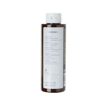 Korres Shampoo for Dry Hair Almond and Linseed Σαμπουάν για Ξηρά Μαλλιά με Αμύγδαλο & Λινάρι 250ml