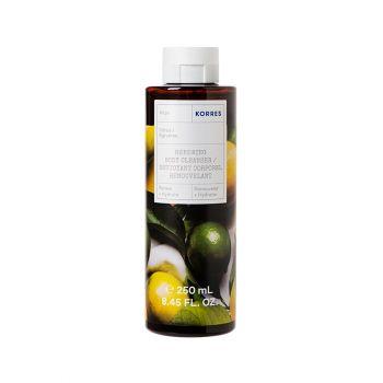 Korres Showergel Citrus Αφρόλουτρο Κίτρο, 250ml