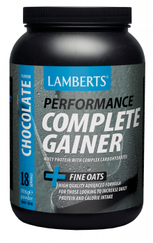 Lamberts Performance Complete Gainer Chocolate 1816Gr