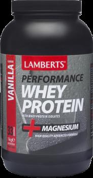 Lamberts Whey Protein Vanilla 1000gr