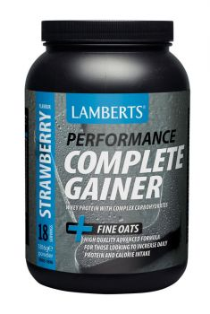 Lamberts Complete Gainer Strawberry 1816 gr