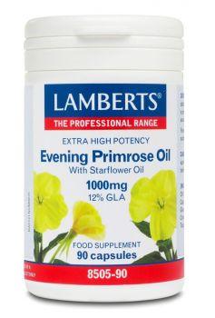 Lamberts Evening Primrose Oil with Starflower 1000Mg 90Caps