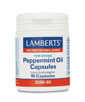 LAMBERTS Peppermint Oil Caps 90s