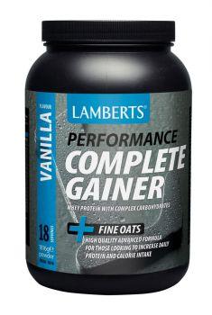 Lamberts Performance Complete Gainer Vanilla 1816gr