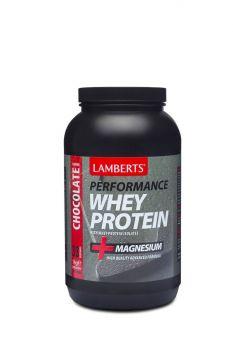 Lamberts Performance Whey Protein Chocolate 1000gr