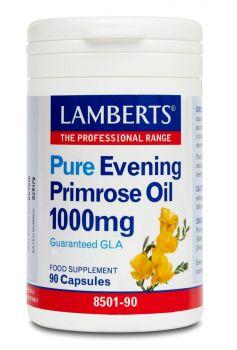 Lamberts Pure Evening Primrose Oil 1000Mg 90Caps