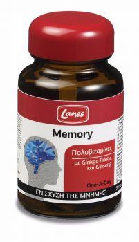 Lanes-Πολυβιταμίνες-Memory-30-tabs