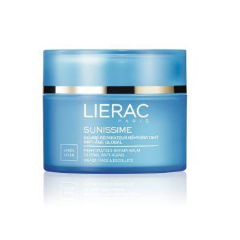 Lierac Sunissime Rehydrating Repair Balm Global Anti Aging Ενυδατικό Βάλσαμο Για Μετά Τον Ήλιο 40ml