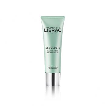 Lierac Sebologie Masque Scrub Απολεπιστική Μάσκα Για Βαθύ Καθαρισμό 50ml
