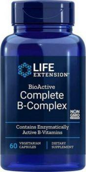 Life Extension Βιταμίνη Bioactive Complete B-Complex 60caps