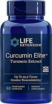 Life Extension Super Bio-Curcumin 400mg 60veg.caps