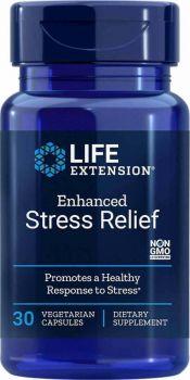 Life Extension Natural Stress Relief Formula 30caps