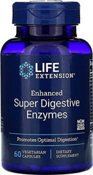 Life Extension Super Digestive Enzymes 60vegcaps