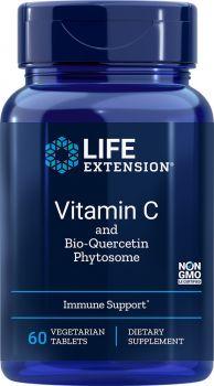 Life Extension Vitamin C Didydroquercetin 1000mg 60tabs