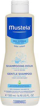 Mustela Gentle Shampoo-Normal Skin 500ml