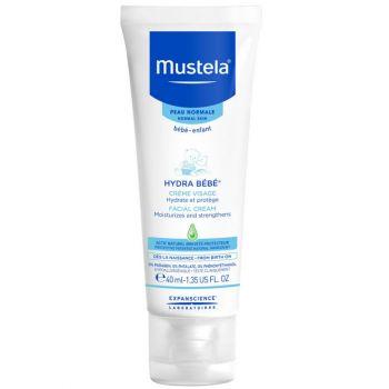 Mustela Normal Skin Hydra Bebe Facial Cream 40 ml