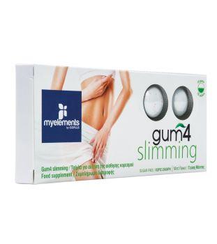 My Elements Gum 4 Slimming 10 τμχ