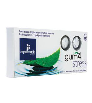 My elements Gum 4 Stress 10 pcs