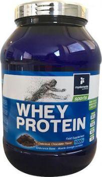 My Elements Sport Whey Protein Powder Chocolate 1000gr