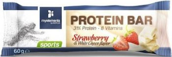 My Elements Protein Bar Double Choco 60gr