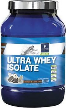 My Elements Ultra Whey Isolate Cookies & Cream 1000gr