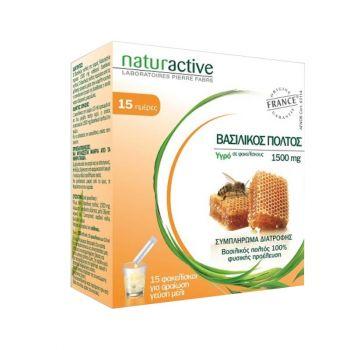 Naturactive-Συμπλήρωμα-Διατροφής-Για-Την-Ενίσχυση-Της-Άμυνας-Του-Οργανισμού-Με-Βασιλικό-Πολτό-15-Φακελίσκοι