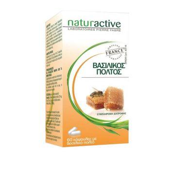 Naturactive-Συμπλήρωμα-Διατροφής-Για-Την-Ενίσχυση-Της-Άμυνας-Του-Οργανισμού-Με-Βασιλικό-Πολτό-60-Κάψουλες