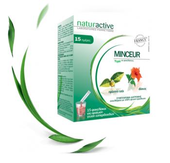 Naturactive-Συμπλήρωμα-Διατροφής-Για-Μείωση-Των-Περιττών-Κιλών-Minceur-15-Φακελίσκοι-(Υγρό)