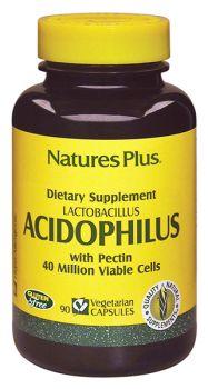 Nature's Plus Acidophilus 90 veg. caps