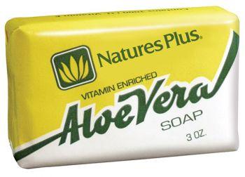 Nature's Plus Aloe Vera Soap 86gr