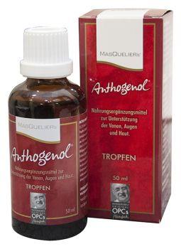Nature's Plus Anthogenol Liquid 50ml