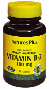 Nature's Plus B-2 100 mg 90 tabs