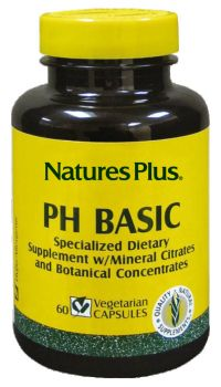Nature's Plus Basic PH 60v.caps