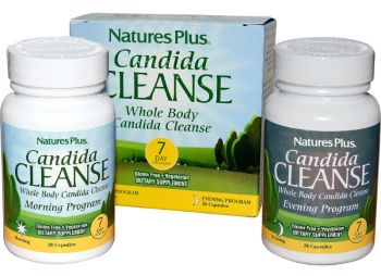 Nature's Plus Candida Cleanse 7 Day Progr. 56caps
